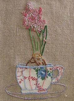 Spring is in the air – free pattern for you! |