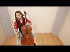How to play CHROMATIC SCALES on CELLO | Scale Exercises for Cello - YouTube