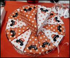 Favors at a Mickey Party #mickeyparty #favors