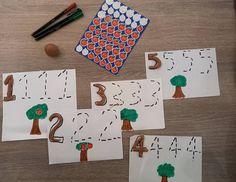 Μαθαίνουμε να γράφουμε τους αριθμούς Greek, Lifestyle, Board, Greece, Planks