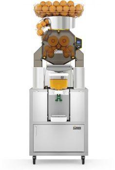 Máquinas Laranjas - Bares - Maquina para sumos de Laranja Zumex Speed Pro Cooler Podium // Lendas Sublimes - Produtos Gourmet