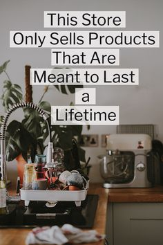 This Online Store Only Sells Gifts That Are Meant to Last a Lifetime - Ecocult - Sustainable living -