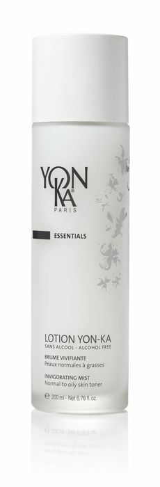 Yonka Lotion PG - 6.6 oz - This magical #skintoner is ideal for normal to oily #skintone. It is an alcohol free toner that helps tone, stimulate and neutralize sebaceous secretions. Its aromatic scent is really soothing. http://www.creamandpowder.com/lotion-normal-to-oily-with-essential-oils---6-6oz.html  #skincare