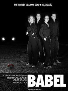 Babel @ Teatro Principal - Ourense teatro escea escena
