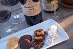 """Wine Pairings for Girl Scout Cookies .... troop leaders on camping trips with their Scouts have known about this for years. It's called """"survival skill""""."""