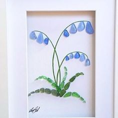 Pictures of sea glass (selection) / Art-o .- Картины из морского стекла (подборка) / Арт-о… Sea glass paintings (selection) / Art objects / SECOND STREET - Sea Glass Crafts, Sea Glass Art, Seashell Crafts, Beach Crafts, Stained Glass Art, Fused Glass, Stone Crafts, Rock Crafts, Fun Crafts