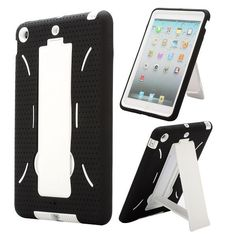 Ultra Safe - KickStand (Hvid) iPad Mini Cover