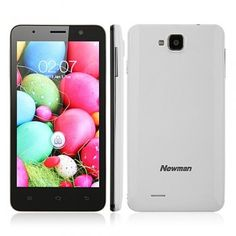 Newman K1 5.0 Inch Quad Core MTK6589 CPU Android 4.2 Mobile Phone - Android Phones