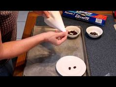 How to make Chocolate Covered Coffee Beans. Most recipes I've seen turn into a gooey glob of a coffee bean mess. Not only is this recipe is easy, but it will teach you how to make a nice looking chocolate covered coffee bean.
