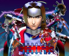 Burning Rangers - One of the late (and few) Sega Saturn greats.