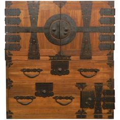 Shop antique and modern furniture and other Asian furniture and art from the world's best furniture dealers. Japanese Furniture, Asian Furniture, Art Furniture, Furniture Design, Vintage Japanese, Japanese Art, Japanese Style, Fire Breathing Dragon, Forging Metal