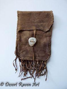 Mountain man rendezvous belt bag