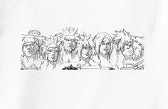 Unisex ladies tee konoha sharingan sasuke sakura kyuubi uchiha kakashi uzumaki sai tobi madara shikamaru nara yamato kabuto hinata japanese cosplay hokage akatsuki ninja orochimaru zabuza momochi team