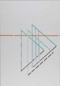 Tomma Abts : Drawings