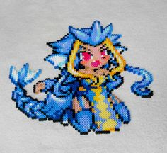 Gyarados Moemon by Virtual-Rewind.deviantart.com on @deviantART