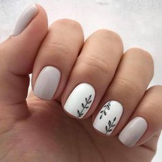 100 Trendy Stunning Manicure Ideas For Short Acrylic Nails Design - Page . - 100 Trendy Stunning Manicure Ideas for Short Acrylic Nails Design – Page 82 of 101 – 100 Trendy - Square Nail Designs, Cute Nail Art Designs, Short Nail Designs, Gel Nail Designs, Nails Design, Nail Designs For Spring, Popular Nail Designs, Nail Designs For Weddings, Designs For Nails