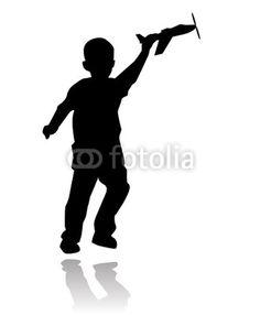 kid silhouette