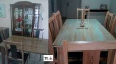 Pátina mexicana – Pesquisa Google Dining Table, Furniture, Home Decor, Mexican Meals, Room Decor, Dinning Table Set, Home Interior Design, Diner Table, Home Decoration