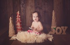 Christmas minis with your colorado springs baby photographer