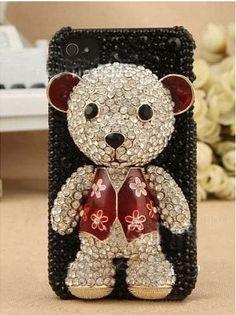 Cute iPhone 5S case Bling iphone 5 case