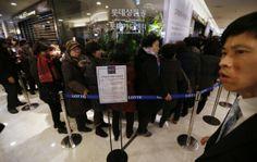 Έκλεψαν τα στοιχεία 100 εκατ. πιστωτικών καρτών μεταξύ αυτών και του γ.γ. του ΟΗΕ! -  Στοιχεία από περισσότερες από 100 εκατ. πιστωτικές κάρτες κατόρθωσε να συγκεντρώσει υπάλληλος του κρατικού Κορεατικού Πιστωτικού Ιδρύματος (Korea Credit Bureau) σε ένα σκάνδαλο υποκλοπής, πο