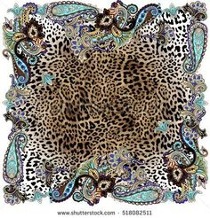 Find Animal Paisley Color Shawl Design Leopard stock images in HD and millions of other royalty-free stock photos, illustrations and vectors in the Shutterstock collection. Textile Design, Fabric Design, Paisley Color, Background Design Vector, Greek Art, Mandala Pattern, Art Deco, Bold Fashion, Fabric Painting