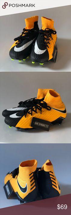 9171737d81d Nike Hypervenom 3 Soccer Cleats Sz 8.5 Nike Hypervenom Phatal 3 DF FG Mens Soccer  Cleats