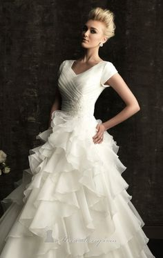 Allure M483 Dress - MissesDressy.com