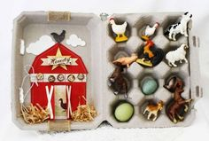 Farm Animal Gift Set by Melissa Phillips for Papertrey Ink (May 2012)