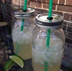 Make Mason Jar Drink Cups