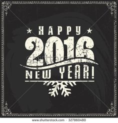 Happy New Year 2016 Photos et images de stock | Shutterstock