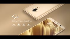Ulefone S8 launched with dual cameras, thin bezels.  Get one here http://got.by/1m0jqo