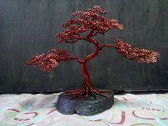 handmade wiretree 22cm X 27cm