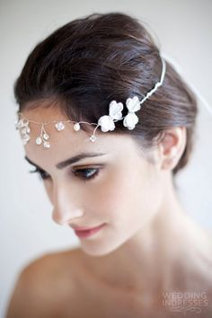 Marisol Aparicio Bridal Accessories Fall 2013