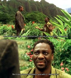 Eko and Yemi Lets Get Lost, Im Lost, Movie Club, Movie Tv, Serie Lost, Submarine Quotes, Life Unexpected, Lost Tv Show, Here I Go Again