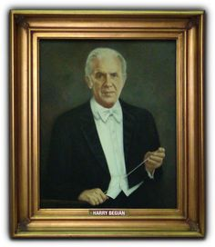 Dr. Harry Begian served as Director of Bands at University of Illinois from 1970 until his retirement in 1984.