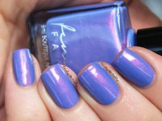 Femme Fatale's Blue-Within-Blue-Eyes dupe? FB:  Femme Fatale Cinderella with Zoya Opal or Girly Bits What Low Buy (or similar iridescent flakie) layered on top is pretty close to the cold shift of Blue Within Blue