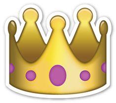 Crown | Emoji Stickers