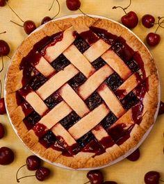 My Vegan Cookbook -Vegan Cherry Pie