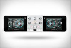 Monster GO-DJ Portable Mixer
