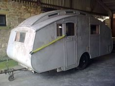 1935 Vintage Deluxe Winchester Caravan Rare Opportunity Barn Find