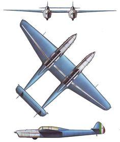 Bestetti BN.1 - Prototipo Italia
