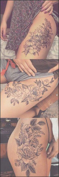 Best 25+ Women leg tattoos ideas on Pinterest | Women thigh ... #forwomen #tattoo #tattooideas #thigh