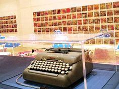 Joyas de Macondo; exhiben máquina de escribir de Gabo