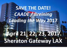 Save the Date 2017