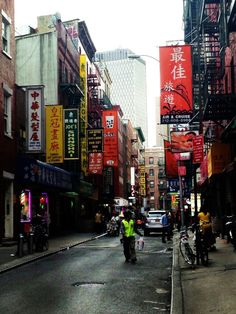 Chinatown - New York