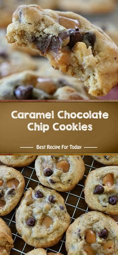 Ingredients 3 cups all purpose flour 1 tsp baking soda tsp salt 1 cup butter cup brown sugar, packed cup sugar. Cookie Desserts, Healthy Desserts, Fun Desserts, Delicious Desserts, Yummy Food, Best Chocolate Chip Cookies Recipe, Best Cookie Recipes, Best Dessert Recipes, Oreo