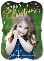 Foil Stamped Cards Ornament Cards Christmas Cards & Christmas Greeting Cards | Shutterfly