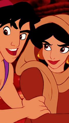 "waltyensidworld: """" Aladdin and Jasmine phone backgrounds ↪ Aladdin: (x) Disney Movie Scenes, Disney Pixar Movies, Pixar Characters, Disney Animated Movies, Disney Nerd, Disney And Dreamworks, Walt Disney, Disney Dream, Disney Love"