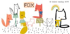 Lizzie Mackay:    You've got to love a few days of foxes. I think...